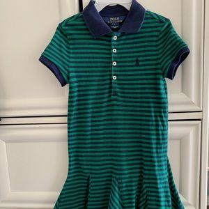 Ralph Lauren polo dress 5y